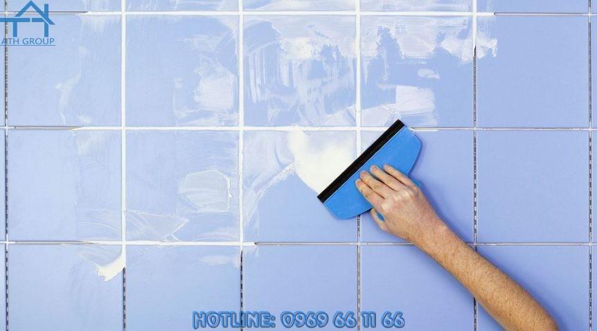 Vữa Epoxy Quicseal 613 là loại vữa và keo chống hoá chất thi công cho cả tường và sàn