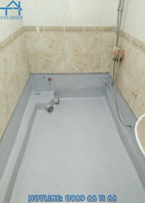Màng chống thấm gốc Polyurethane một thành phần Quicseal 102 Eco thích hợp cho các ứng dụng chống thấm cần có lớp bảo vệ như: nhà vệ sinh, ban công, thang máy...