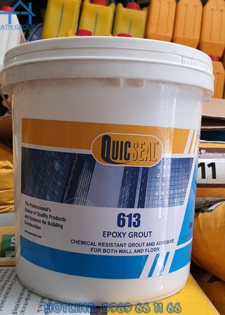 Quicseal 613 - Vữa Epoxy